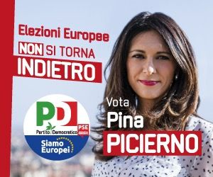 Elezioni Europee 2019 - Giulia Picierno
