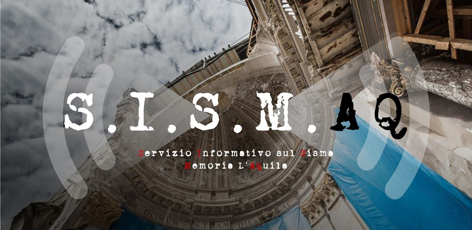 sismaq 1 - Nasce S.I.S.M.Aq un archivio on line dedicato al sisma del 6 aprile 2009 - sismaq-1